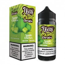 Doozy Sweet Trats | Apple Chews 100ml 3mg